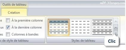 Excel Créer un style personnalisé
