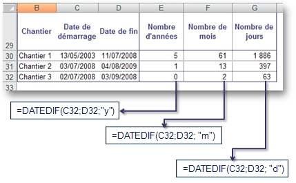 Datedif 1